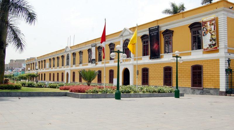 Universidad Nacional Mayor de San Marcos. Lima, Perú