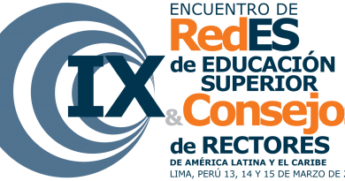 Logo IX Encuentro de Redes