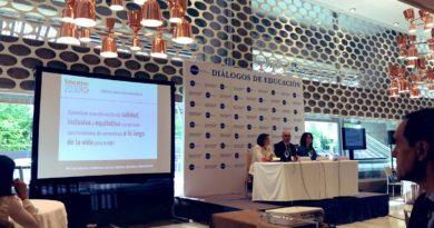 33º Diálogo de Educación organizado por la COFAPA en Madrid, España