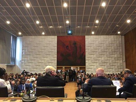 Ministros reunidos en la UNESCO debaten acerca de la inclusión y la movilidad en la educación superior