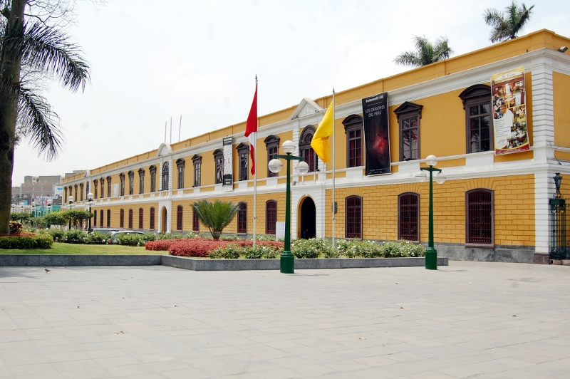 Universidad Nacional Mayor de San Marcos. Lima, Perú