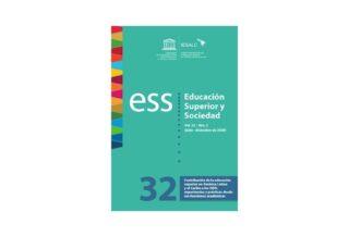 El volumen 32/2 de la revista ESS analiza la contribución desde la educación superior a los objetivos de desarrollo sostenibleen la región
