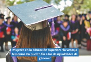 Informe de UNESCO IESALC afirma que la desigualdad de género en la educación superior sigue siendo un problema universal