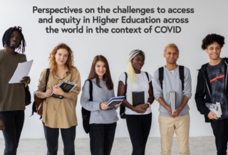 Equity in access and success in higher education at crossroads – new report shows